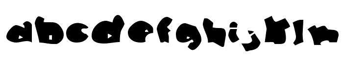 Manilla   Oddtype Font LOWERCASE