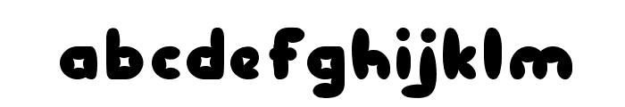 Manis Font LOWERCASE