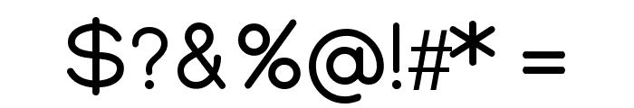Manjari Regular Font OTHER CHARS
