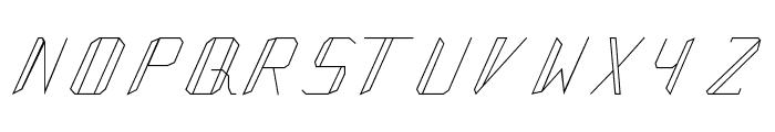Manlangit Regular Font UPPERCASE