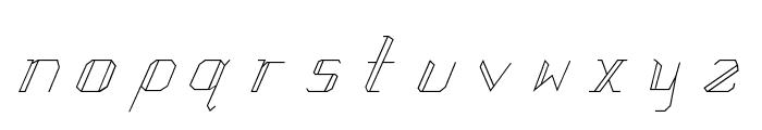 Manlangit Regular Font LOWERCASE