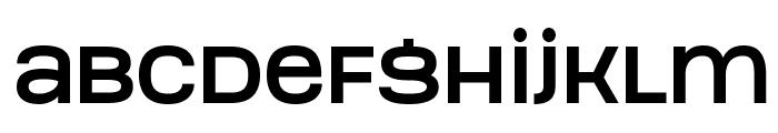 Manophiser Font LOWERCASE