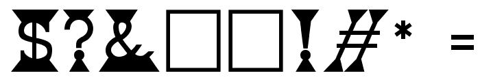 Mantel Regular Font OTHER CHARS
