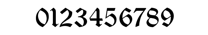 Manuscript Font OTHER CHARS