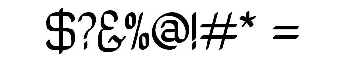 Manyeto Font OTHER CHARS