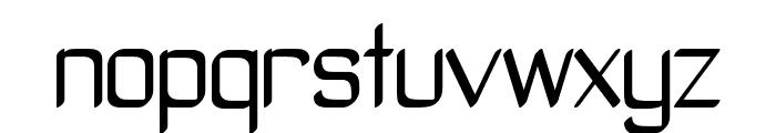 Manyeto Font LOWERCASE