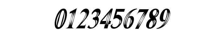 Maranallo High Italic Font OTHER CHARS