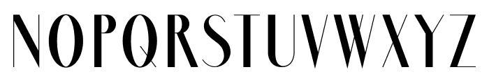 MarbreSans-Bold Font UPPERCASE