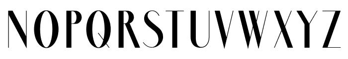 MarbreSans-Bold Font LOWERCASE