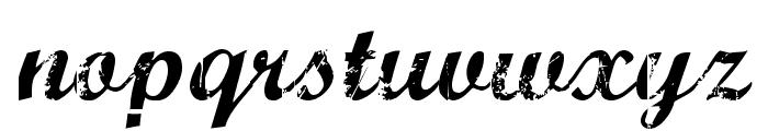 Marcelle Script Font LOWERCASE