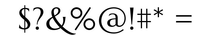 MarcellusSC-Regular Font OTHER CHARS