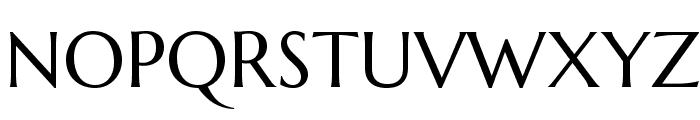 MarcellusSC-Regular Font UPPERCASE