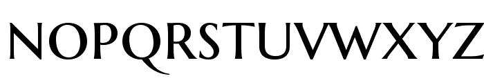 MarcellusSC-Regular Font LOWERCASE
