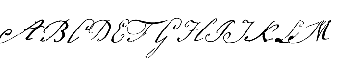 Margaretha Font UPPERCASE