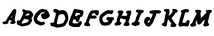 Margot Font UPPERCASE
