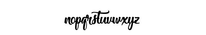 Marguaritas Font LOWERCASE