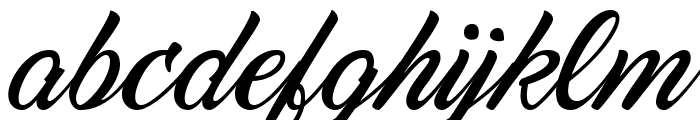 Marguerite Font LOWERCASE