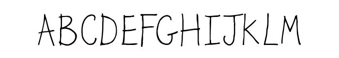 Marie-Alternate Font UPPERCASE