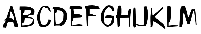 Marilen Font UPPERCASE
