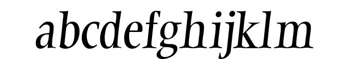 MarinumBreezed Font LOWERCASE