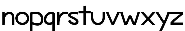 Maritime Sans Bold Font LOWERCASE