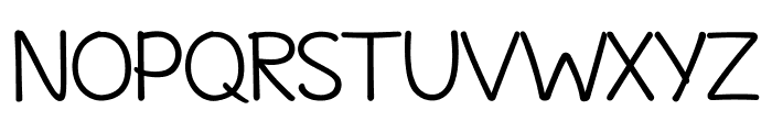 Maritime Tropical Neue Font UPPERCASE