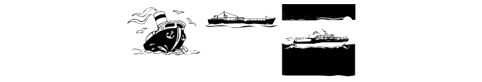 Maritime Font OTHER CHARS