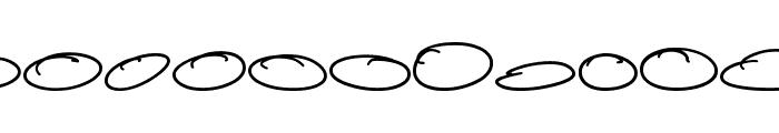 Mark It! Font UPPERCASE