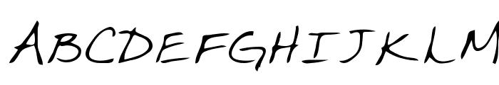 Marka Regular Font UPPERCASE