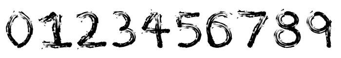 Marker Font Font OTHER CHARS