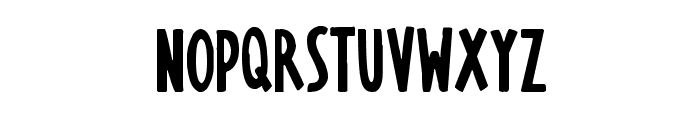 Markus the Cow Font UPPERCASE