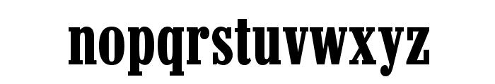 Marlboro Regular Font LOWERCASE