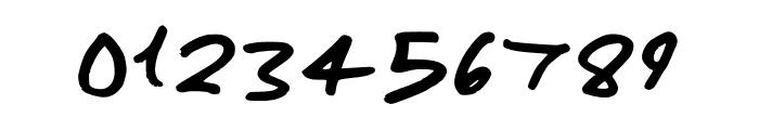 Marlon Regular Font OTHER CHARS