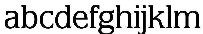 MarlonBookDB Normal Font LOWERCASE
