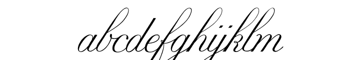 Marriage Moment Personal Use Font LOWERCASE