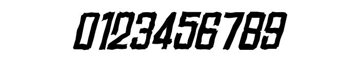 Marston Italic Font OTHER CHARS