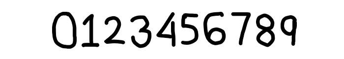 Marsya's Handwritter 012 Font OTHER CHARS