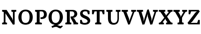 Marta-Bold Font UPPERCASE