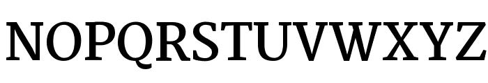Martel Bold Font UPPERCASE