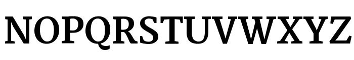 Martel ExtraBold Font UPPERCASE