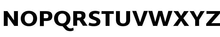 Martel Sans Black Font UPPERCASE