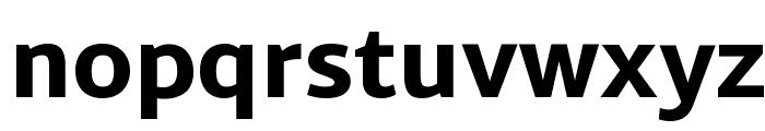 Martel Sans Black Font LOWERCASE