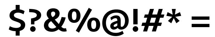 Martel Sans Bold Font OTHER CHARS