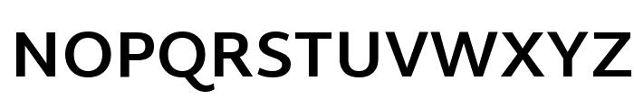 Martel Sans Bold Font UPPERCASE