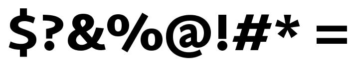 Martel Sans ExtraBold Font OTHER CHARS