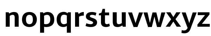 Martel Sans ExtraBold Font LOWERCASE