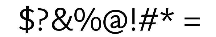 Martel Sans Light Font OTHER CHARS
