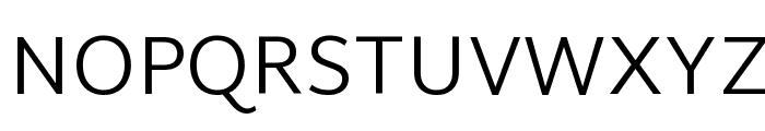 Martel Sans Light Font UPPERCASE