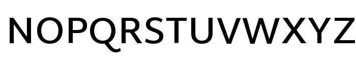 Martel Sans SemiBold Font UPPERCASE