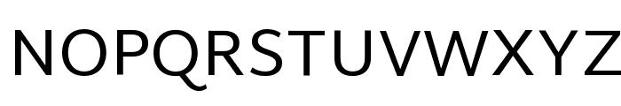 Martel Sans Font UPPERCASE